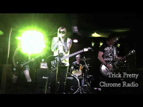 Trick Pretty Chrome Radio