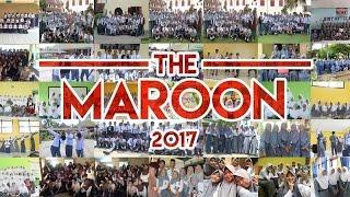 [REUPLOAD] The Maroon 2017   Catatan Akhir Sekolah SMANSARIO