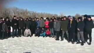 Казахские мужики против Чирин Нарчаевой