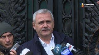 Dragnea, despre problemele din justiție ale vicepremierului Stănescu: O lovitură disperată