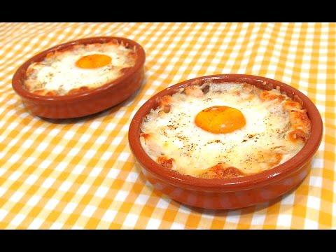 Aprende a Preparar Paso a Paso Los Huevos Napoléon