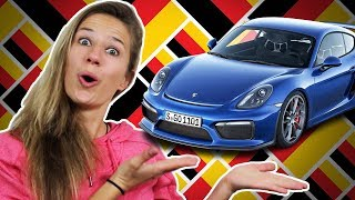 German CAR BRANDS you are pronouncing incorrectly! 🚗🚙🚗🚙