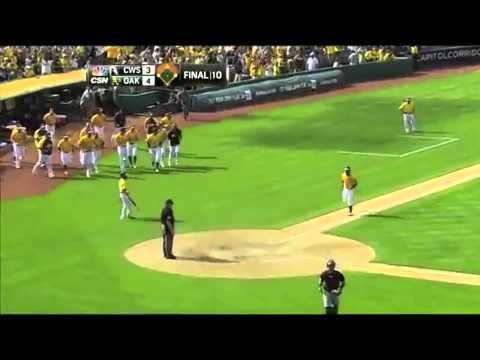 Oakland A's 2013 Season Highlights