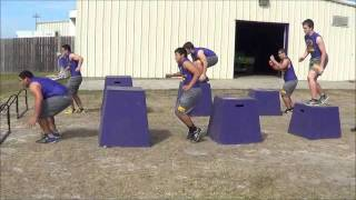 2014 Aransas Pass Panthers Football Playoff Week 1