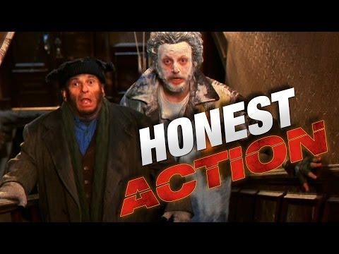 Upřímné akční filmy: Sám doma
