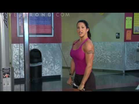 Cable Triceps Pressdown