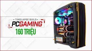 Lắp đặt PC Gaming 160 triệu đồng cho một học sinh cấp 3   Timelapse Build