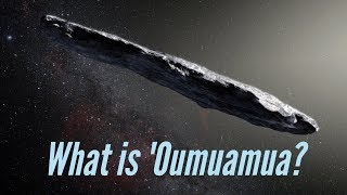The mystery of 'Oumuamua, the interstellar comet | Tech2 Science