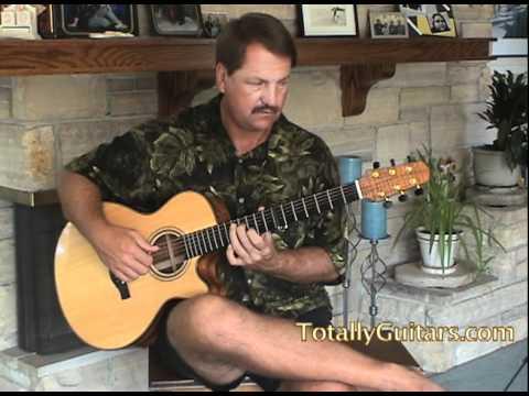 Scarborough Fair Free Guitar Lesson, Simon & Garfunkel