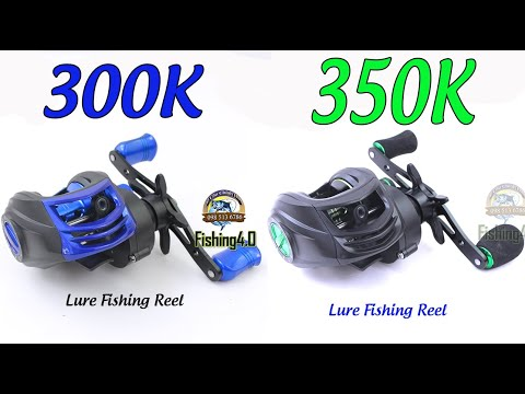 Máy ngang giá rẻ Lure fishing Reel