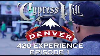 Cypress Hill Denver 420 Experience (Episode 1)