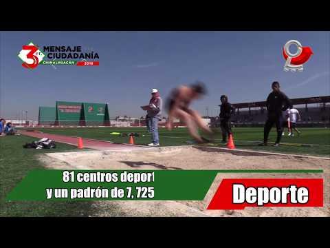 3er Mensaje a la Ciudadanía Deporte