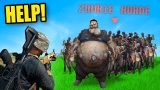 THEY ADDED ZOMBIES! | PUBG Mobile Zombie Update