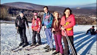preview picture of video 'UVM Košice Vet Students: Ski Kavečany'