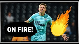 Newcastle U23's are on fire!