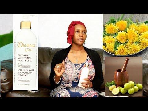 Cosmetic cream sa pagpapaputi facial