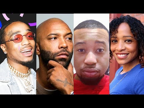 Complex STOPS DJ Akademiks From EXPOSING Joe Budden was PRESSED by Migos SQUAD at BET Awards