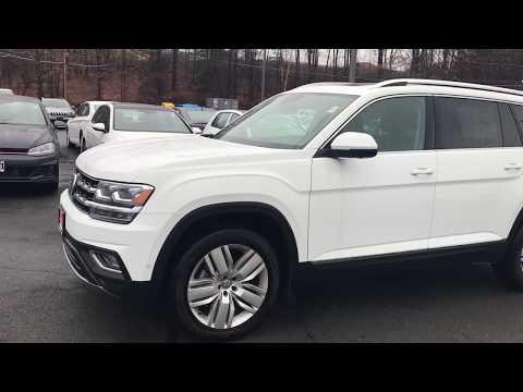 New 2019 Volkswagen Atlas SEL Premium