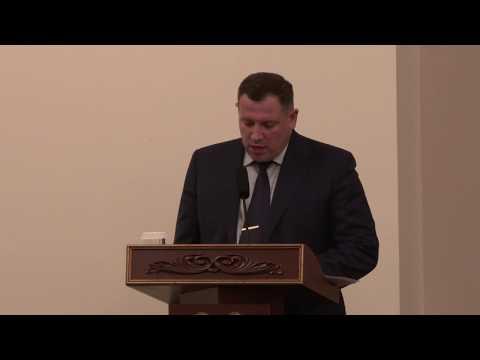 Քննչական կոմիտեի նախագահ Հայկ Գրիգորյանի ելույթը՝ քննչական կոմիտեի 5-ամյա հոբելյանական հանդիսավոր նիստին (Տեսանյութ)