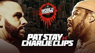 KOTD - Pat Stay Vs Charlie Clips | #WD7