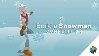 DESIGN YOUR OWN SNOWMAN! : Assemblr