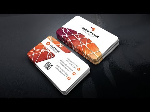 mp4 Business Card Vector, download Business Card Vector video klip Business Card Vector