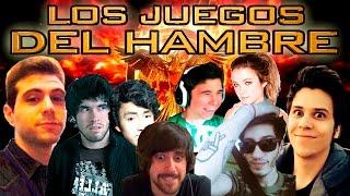 LOS JUEGOS DEL HAMBRE CON YOUTUBERS!