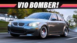 BMW M5 V10 E60 – FORZA HORIZON 4 Gameplay German | Lets Play 4K 60FPS Deutsch