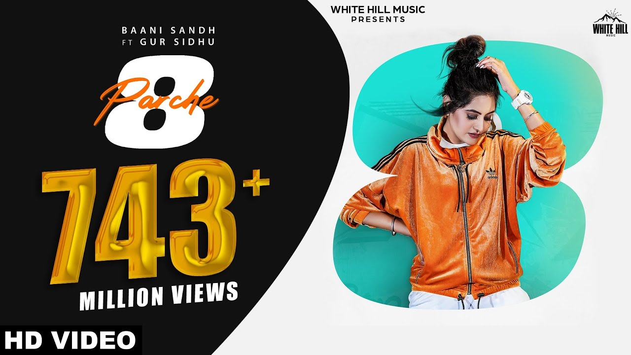 8 Parche Song Lyrics-Baani sandhu