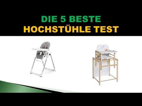 Besten Hochstühle Test 2018