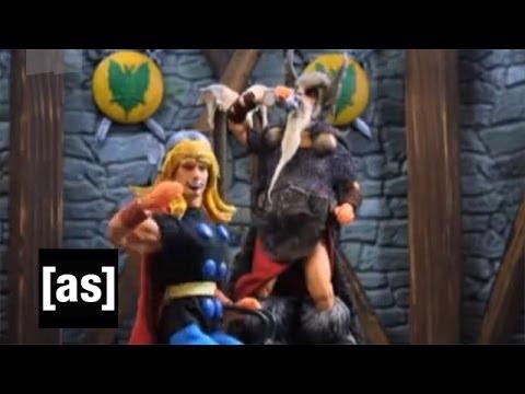 Vánoce v Asgardu