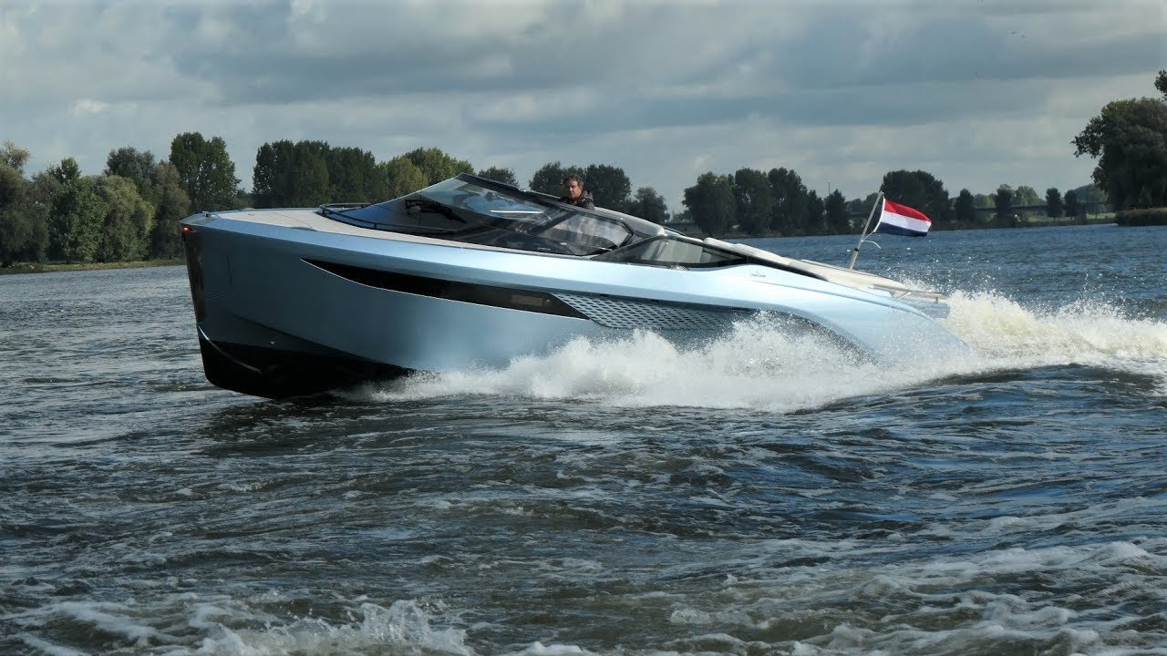 BOOTTEST PRINCESS R35   (video)