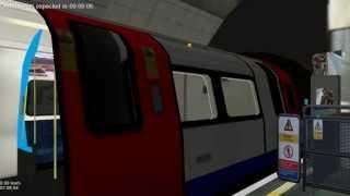 OpenBve London Underground: Victoria Line - Walthamstow
