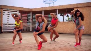 "Танцы, Major Lazer - ""Watch out for this"" dance super video by DHQ Fraules"