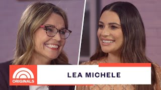 Lea Michele Talks About The Impact Of 'Glee' And 'Don't Rain On My Parade' | TODAY Originals