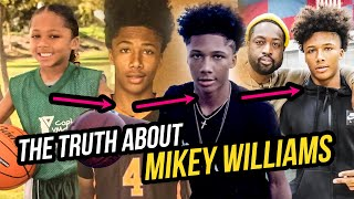 He Had A MILLION Followers At 14. The REAL STORY Of Mikey Williams & His Rise To Fame 😱
