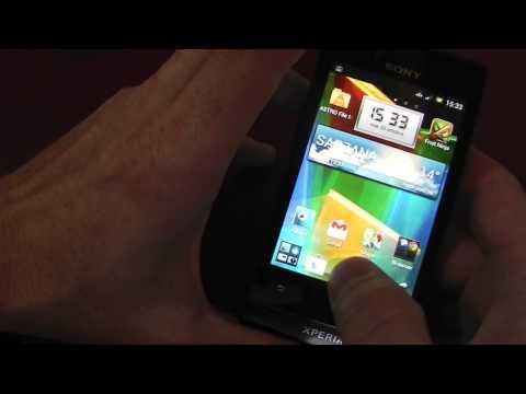 Sony Xperia Miro: la videorecensione
