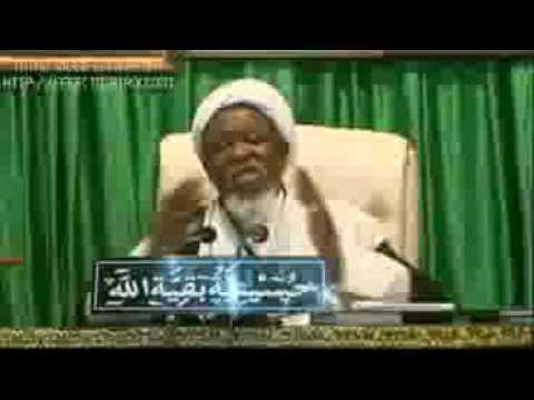 Nigerian Government Plan to Massacred exposed by Sheikh Ibraheem Zakzaky (H)