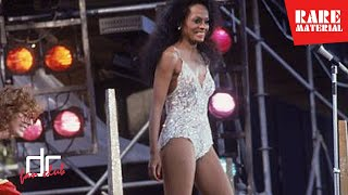 Diana Ross - Work That Body - Live in Central Park (1983)