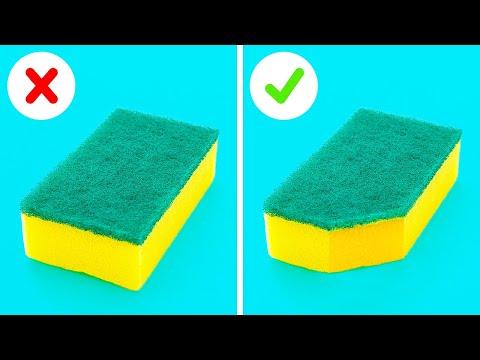 בעזרת הטיפים האלו יהיה לכם קל יותר לשטוף כלים ולנקות את הבית!