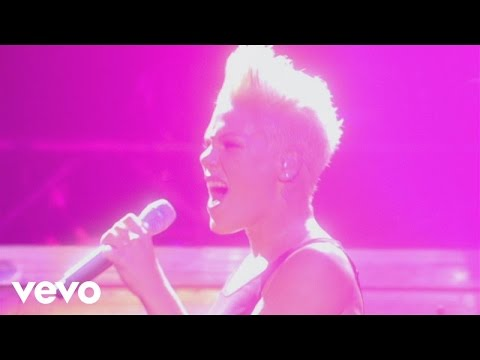 P!nk – Don't Let Me Get Me (from Live from Wembley Arena, London, England)