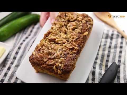 mp4 Nutrition Zucchini Bread, download Nutrition Zucchini Bread video klip Nutrition Zucchini Bread