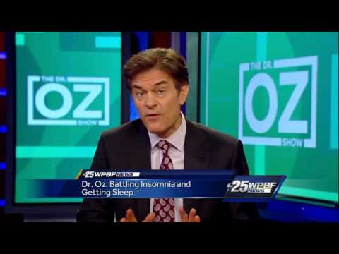 Dr. Oz: Battling Insomnia And Getting Sleep Mp3