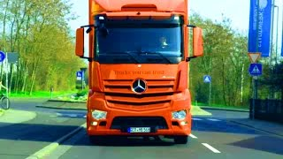 Mercedes Benz Antos   Trucks You Can Trust