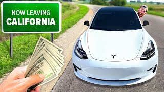 First to Escape California Wins $$$! *EXTREME RACE*