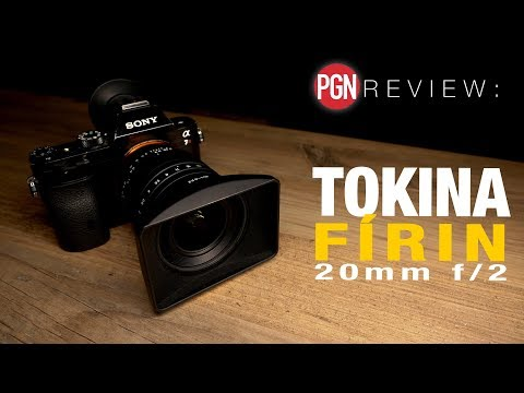 REVIEW: Tokina Firin 20mm f/2 wideangle lens for Sony A7 A9 cameras