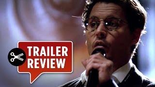 Instant Trailer Review  Transcendence Trailer 2 2014  Johnny Depp SciFi Movie HD