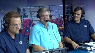 CHC@ATL: Fromer Braves Great Dale Murphy Joins Booth