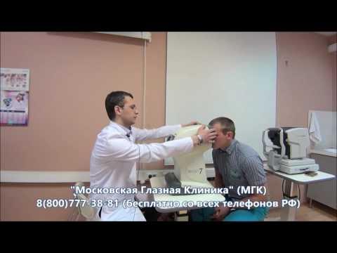 Как вернуть зрение левому глазу