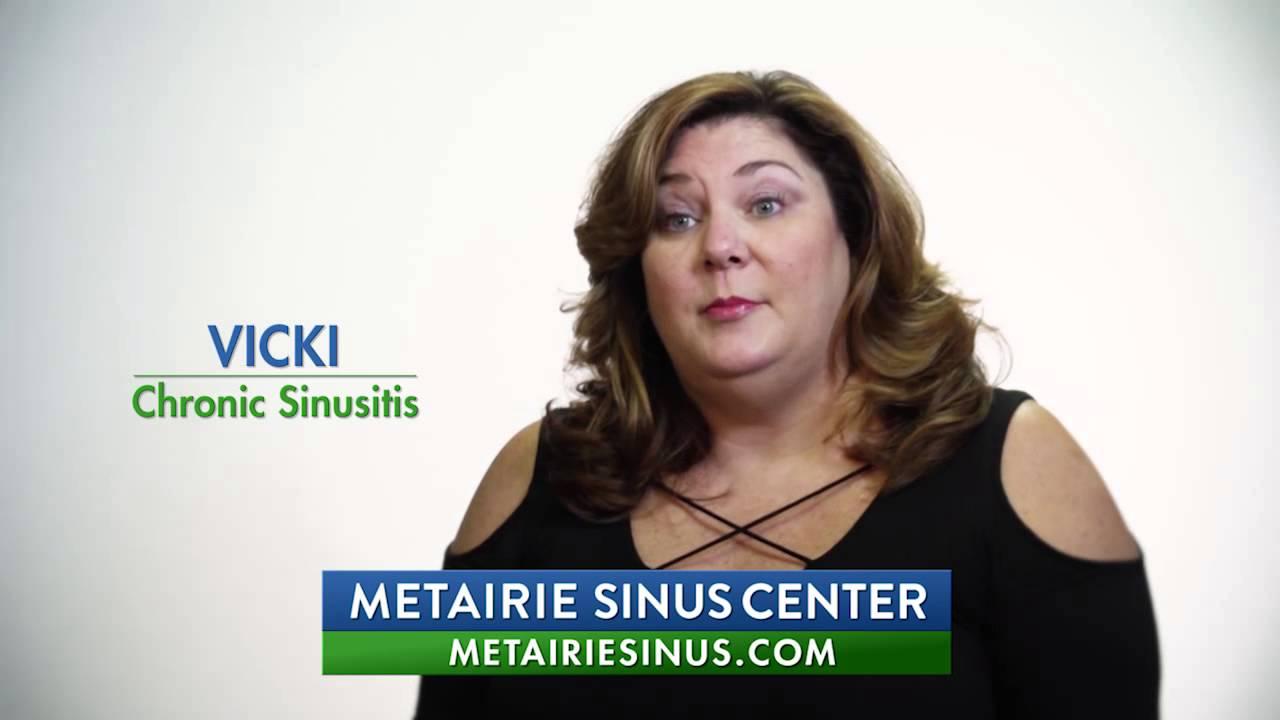 Testimonial | Chronic Sinusitis Patient | Metairie Sinus